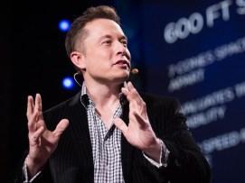 Elon Musk fondatore di SpaceX