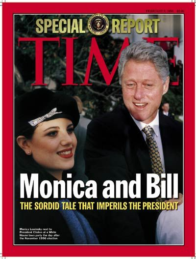 "Il Clintongate per ""Time"""