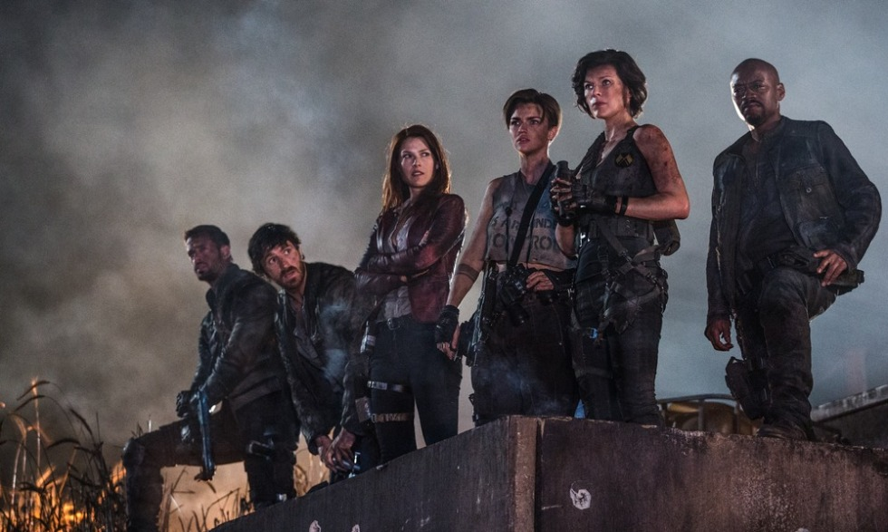 Resident Evil: The Final Chapter - Voto redazione: 7