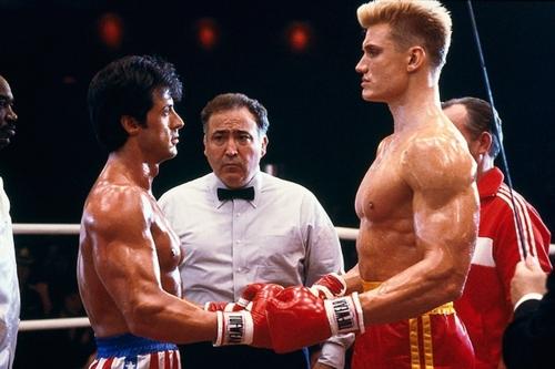 "Dal Film ""Rocky IV"""