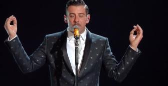 Francesco Gabbani: voto 7+ La tipica canzone che canticchieranmo tutti. Sanremo 2017 è lui