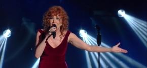 Fiorella Mannoia: 8+ Non ha vinto Sanremo ma per eleganza, vocalità e padronanza del palco non ha rivali. Il testo della canzone è da brividi lungo la schiena