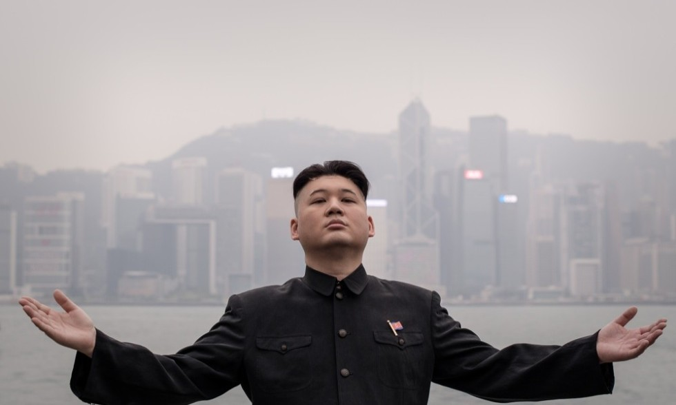 Il presidente Kim Jong Un